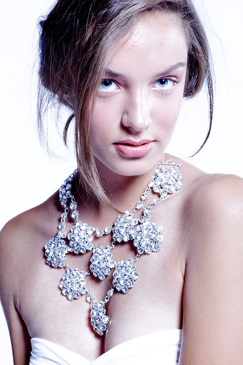 Bejeweled Horsford Original Necklace