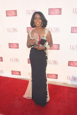 Judy Pace FLAIR 2017 Award