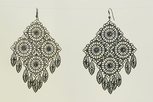 Horsford Collection Midnight Classic Earrings