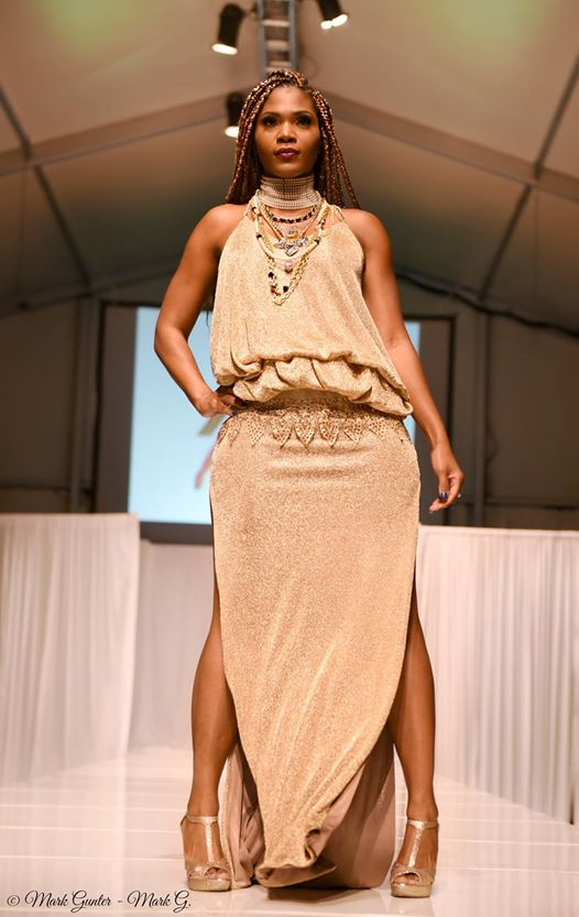 Renadda Wiggins Runway FLAIR 2017