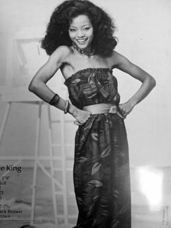 Gayle King Randall