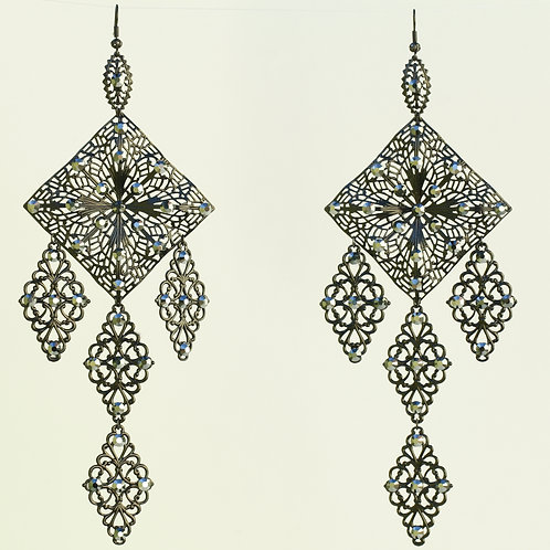 Horsford Collection Midnight Glamour Earrings