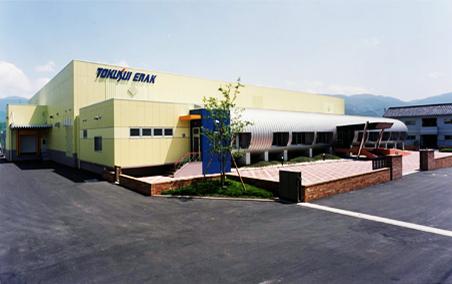 TOKUSUI本社 一穂・環境デザインオフィス