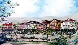 小岱山リゾートビラ|一穂・環境デザインオフィス