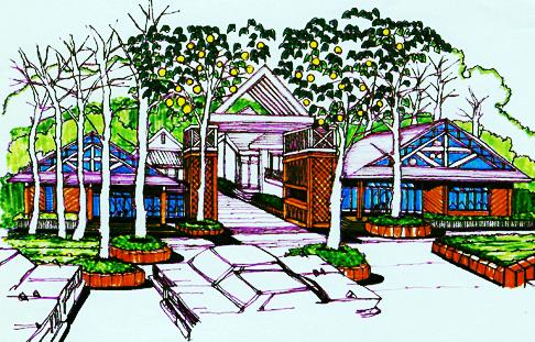 ハウジングプラザ姪浜 一穂・環境デザインオフィス