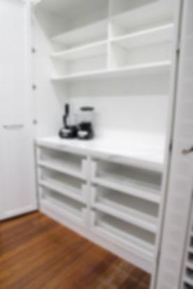 pantry, cupboard, custom design