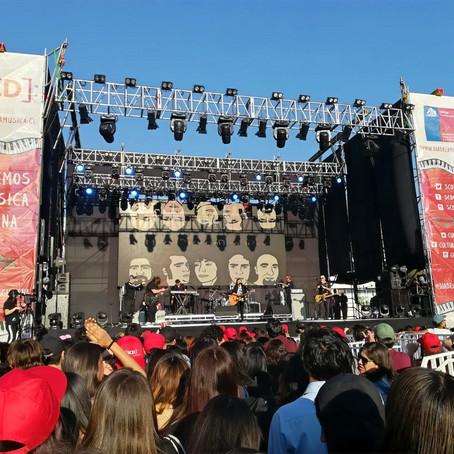 Fête de la musique : immersion en terre chilienne