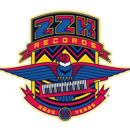 ZZK el sello que no presentamos más