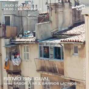 Barrios Latinos en Piñata radio #2