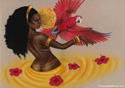 Santeria - las Orishas cantan en Cuba