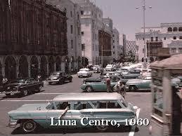 Lima en los años 60