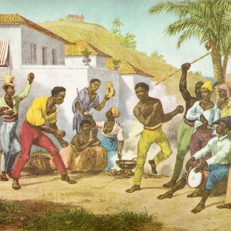 Capoeira, el arte de resistir