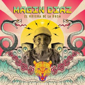 """Magin Díaz, el """"orisha"""" de las tierras colombianas"""