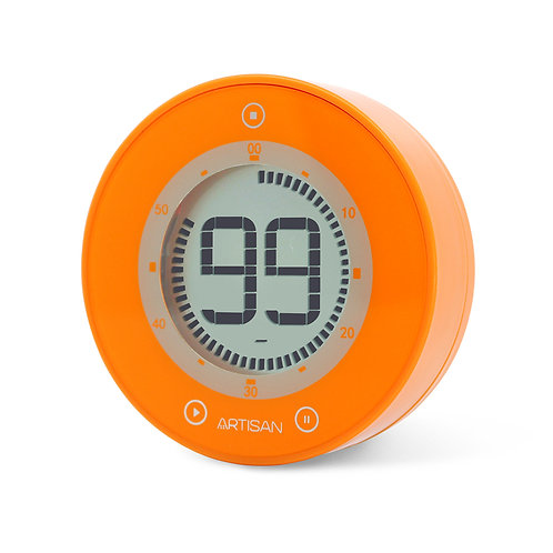 iZu 極簡計時器 (荷蘭橘)-T01O