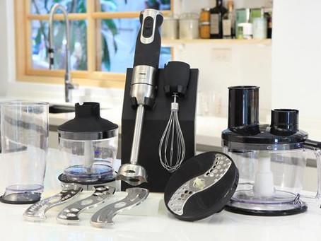 「方便,省時,不費力」女孩們的第一台廚房料理機!