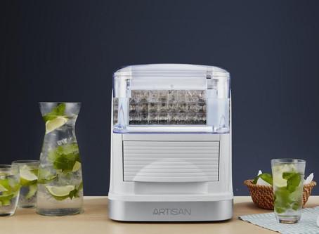 冰鎮整個夏日-Artisan 2.5L方塊製冰機