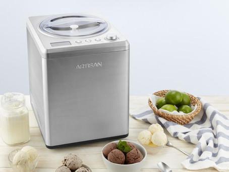 夏日的溫度由你決定-Artisan 2.5L不鏽鋼全自動冰淇淋機
