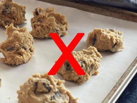 Excalibur伊卡莉柏:禁止使用烤培紙於乾果機內