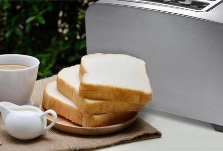 完美早餐,從7開始-荷蘭公主不鏽鋼厚薄片烤麵包機