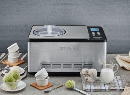 天熱吃冰最消暑!Artisan奧的思全自動冰淇淋機上市
