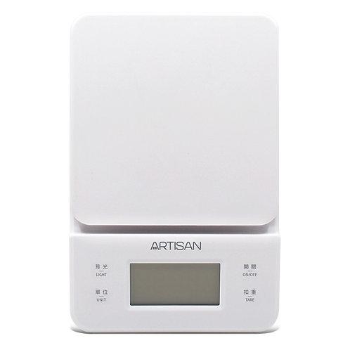3kg 觸控式微量電子秤 (霧面白)-ES01W