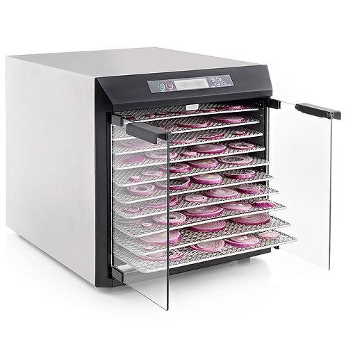 十層數位式乾果機/全機不鏽鋼-EXC10EL