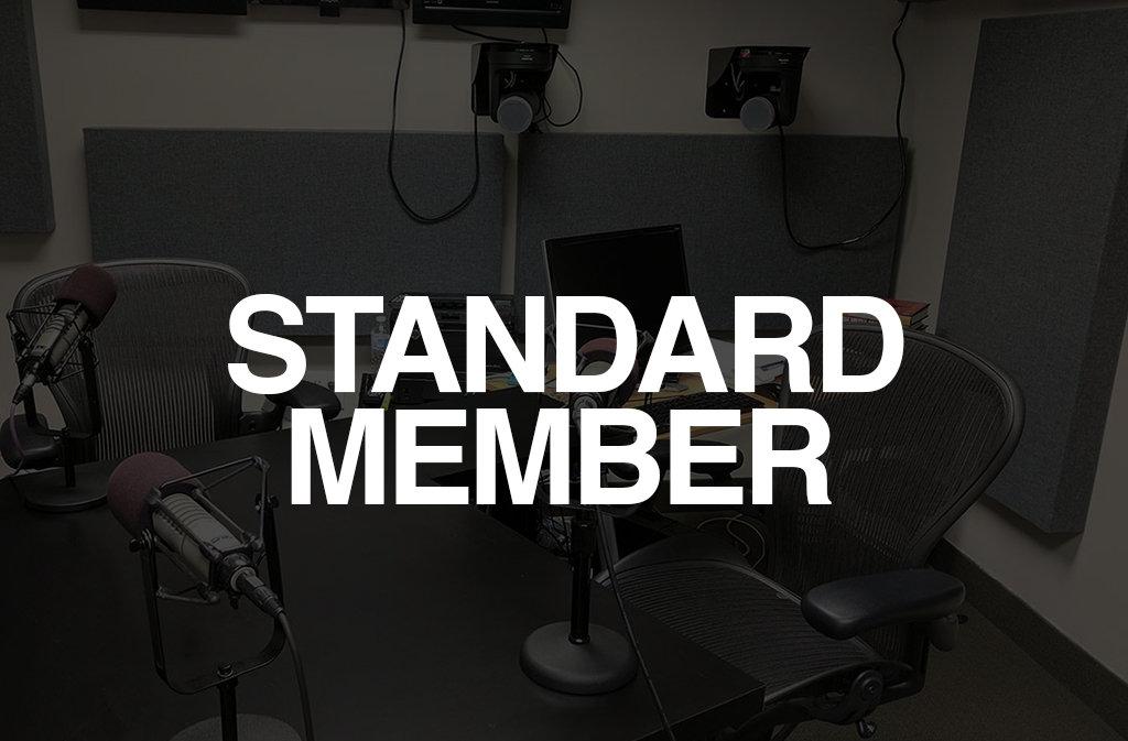Standard Member Session