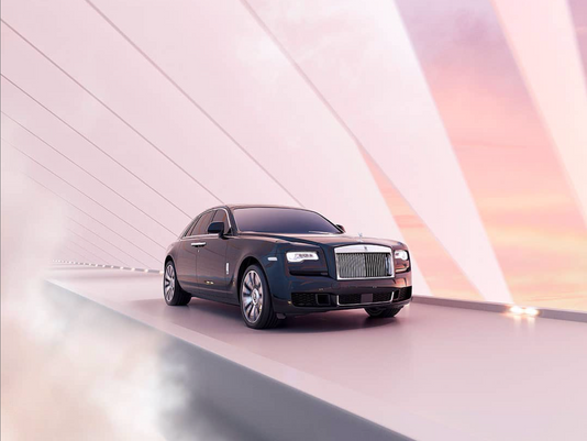 Rolls Royce Europe x VIRTUE