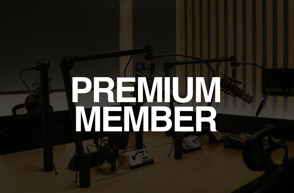 Premium Member Session