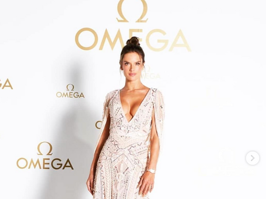 Alessandra Ambrosio hosting Omega Constellation in Taiwan!