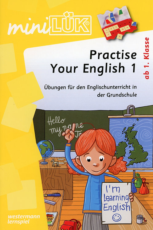 Practice Your English 1  (2 - 5 Trinn)