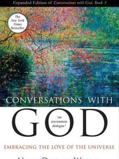 Book: Conversations with God 3 : Embracing the Love of the Universe