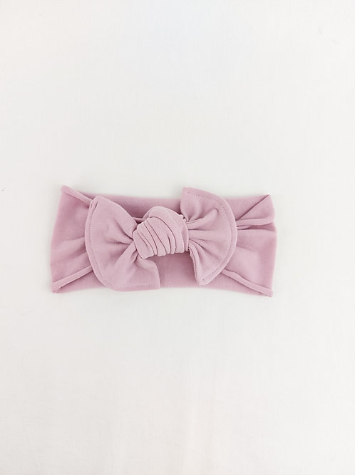 Baby Bows - Mauvelous