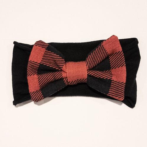 Bows - Red Lumberjack