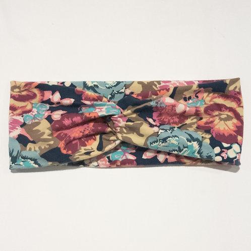 Turban-Style - Boho Floral