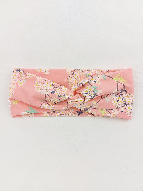 Turban-Style - Cherry Blossoms