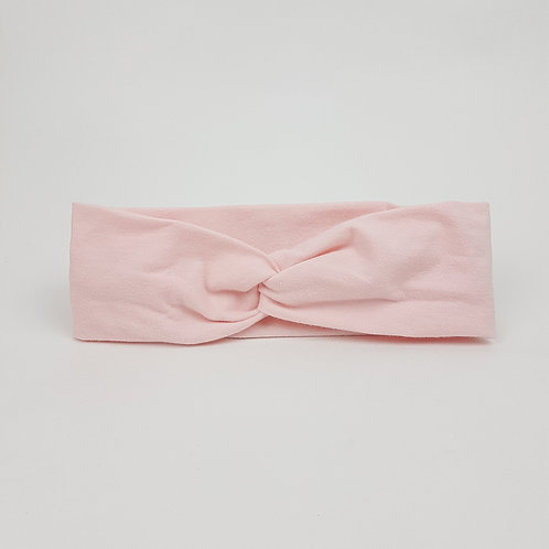Junior Turban - Ballet Pink