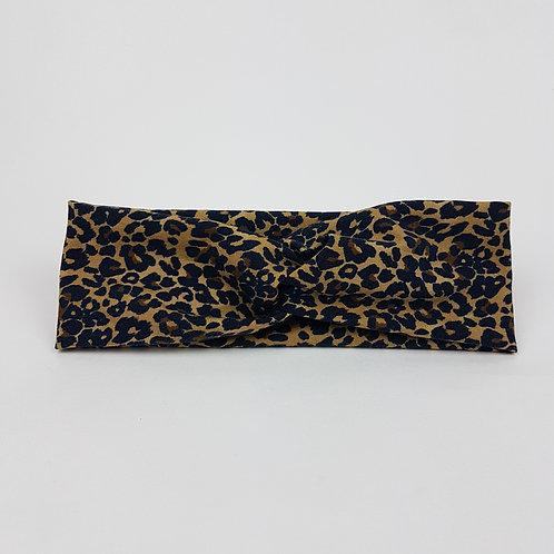 Junior Turban - Leopard