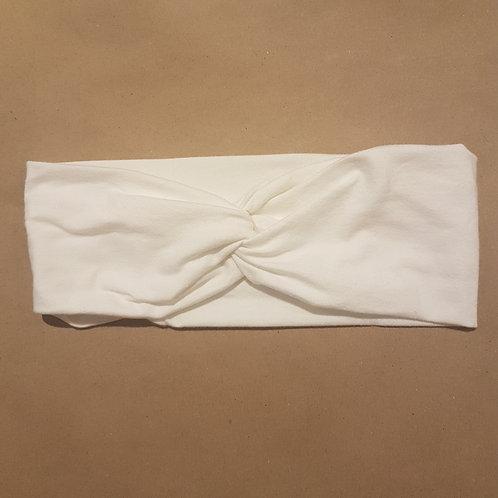 Turban-Style - White