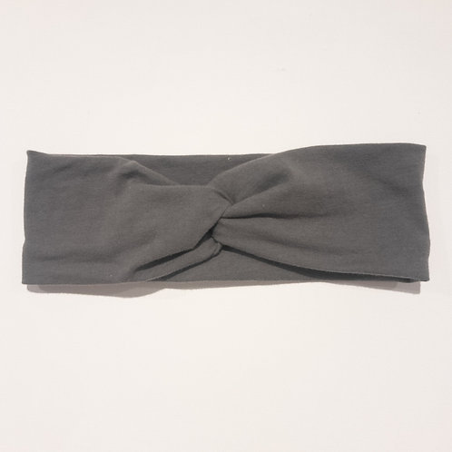 Junior Turban - Charcoal