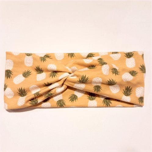 Turban-Style - Pineapples