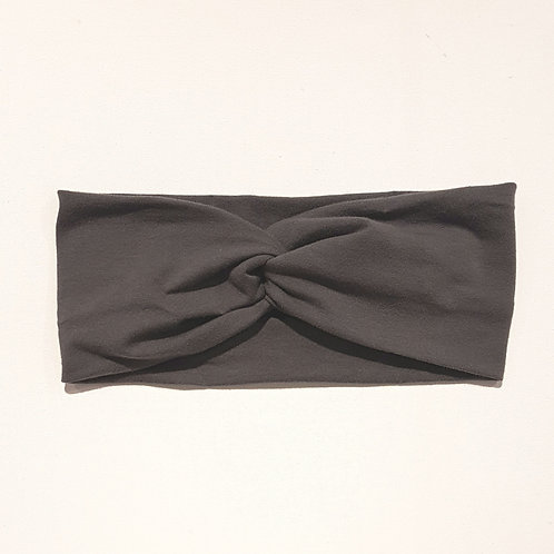 Turban-Style - Charcoal