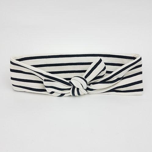 Tied-Up - Black Stripe
