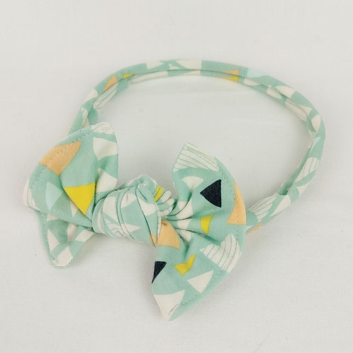 Junior Bows - Bunting Flags
