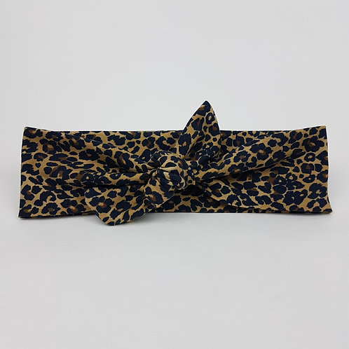 Tied-Up - Leopard