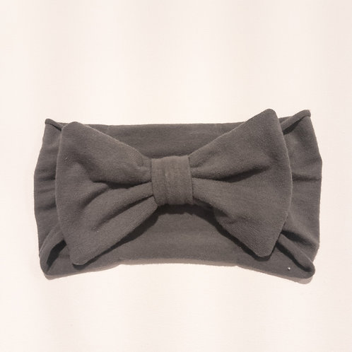Bows - Charcoal
