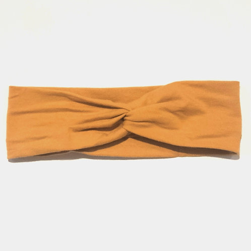Junior Turban - Mustard