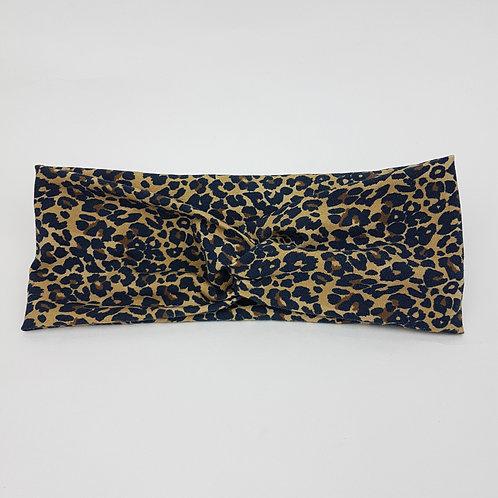 Turban-Style - Leopard