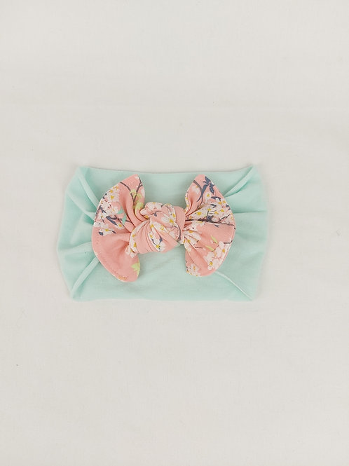 Baby Bows - Cherry Blossoms