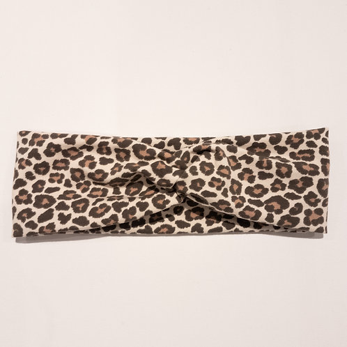 Junior Turban - Cheetah